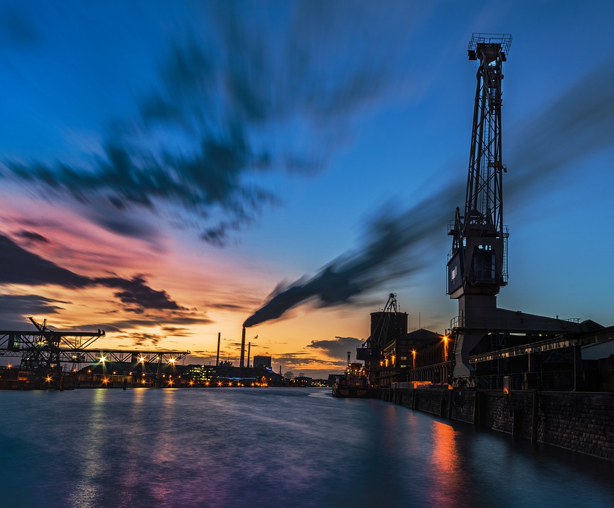waters sunset sky dusk river - Fossil Fuel Against Clean Energy, Which One is More Affordable for the World?